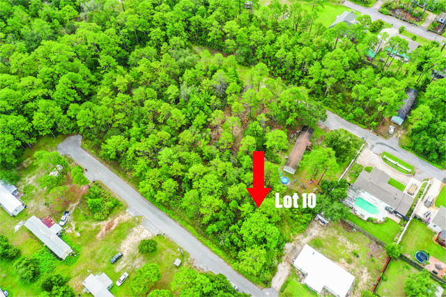 Lot 10 Santana Drive, Santa Rosa Beach, FL 32459 (MLS #880617) :: Berkshire Hathaway HomeServices Beach Properties of Florida