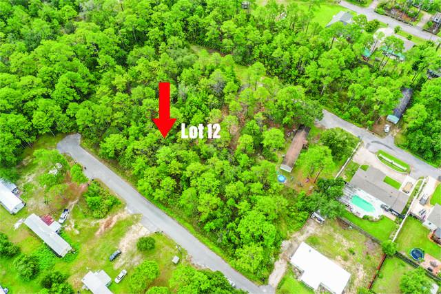 Lot 12 Santana Drive, Santa Rosa Beach, FL 32459 (MLS #880619) :: Berkshire Hathaway HomeServices Beach Properties of Florida