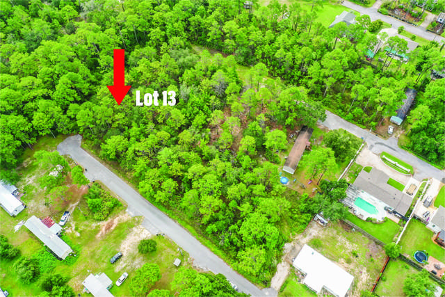 Lot 13 Santana Drive, Santa Rosa Beach, FL 32459 (MLS #880620) :: Berkshire Hathaway HomeServices Beach Properties of Florida