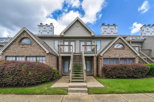 7150 Plantation Road #123, Pensacola, FL 32504 (MLS #880671) :: Scenic Sotheby's International Realty
