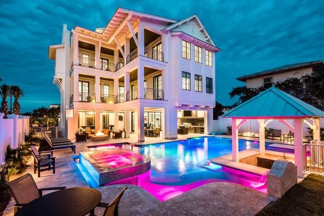 35 Hinton Drive, Santa Rosa Beach, FL 32459 (MLS #880701) :: 30a Beach Homes For Sale