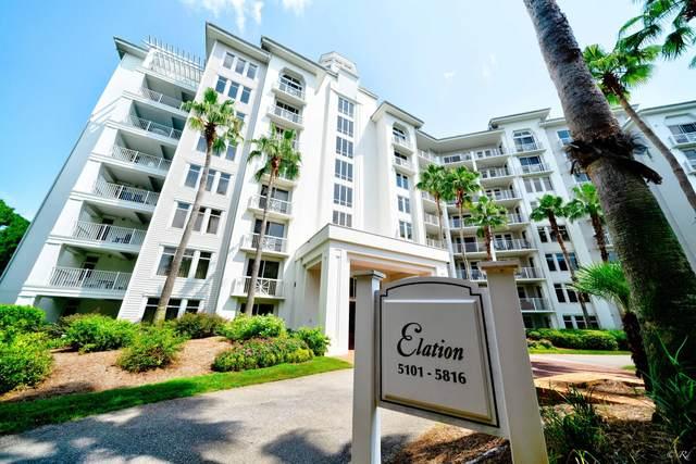 9800 Grandsandestin Boulevard #5507, Miramar Beach, FL 32550 (MLS #880726) :: Berkshire Hathaway HomeServices Beach Properties of Florida