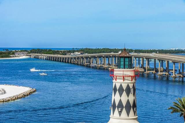 10 Harbor Boulevard E205e, Destin, FL 32541 (MLS #880742) :: Rosemary Beach Realty