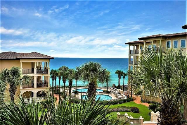 56 Blue Mountain Road Unit B304, Santa Rosa Beach, FL 32459 (MLS #880750) :: Coastal Luxury