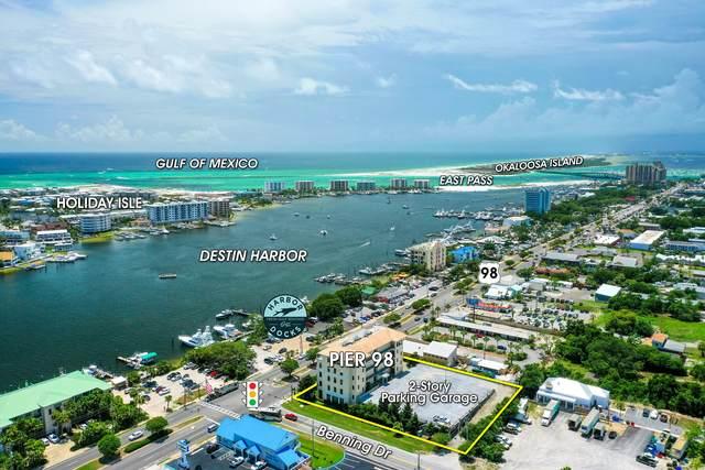 543 Harbor Boulevard Ste 404, Destin, FL 32541 (MLS #880771) :: Emerald Life Realty