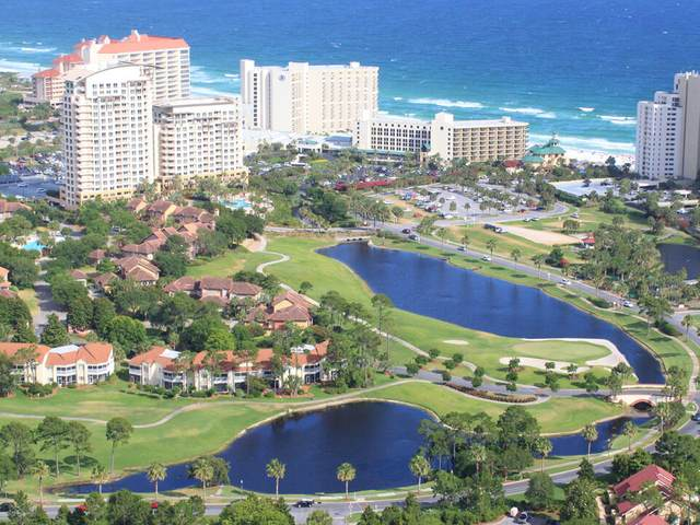 5000 S Sandestin South Boulevard Unit 6610-6612, Miramar Beach, FL 32550 (MLS #880833) :: The Ryan Group