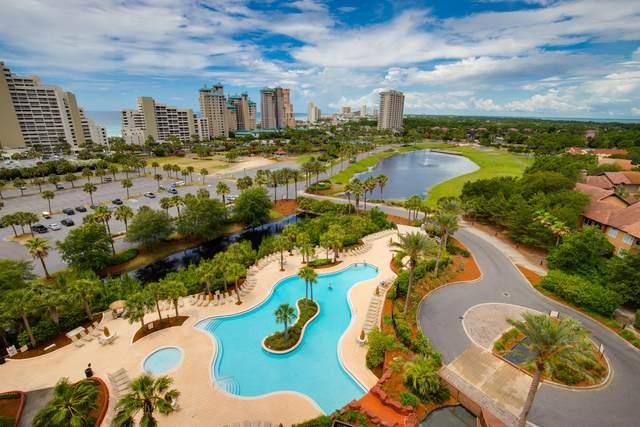 5002 S Sandestin Boulevard #6229, Miramar Beach, FL 32550 (MLS #880871) :: RE/MAX By The Sea