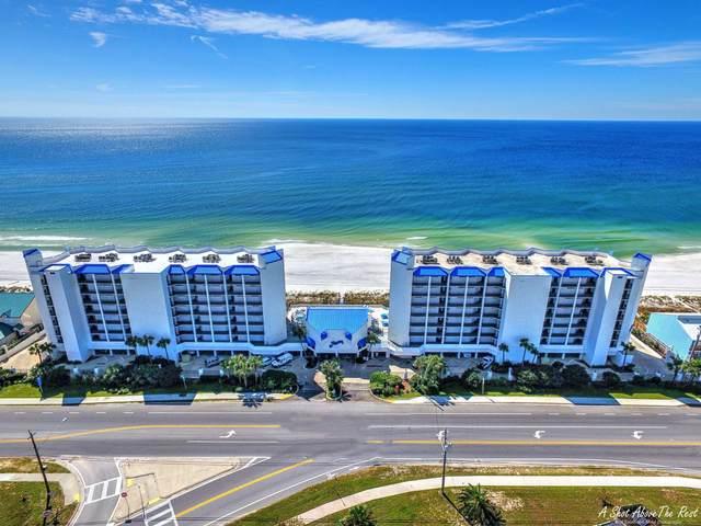 17155 Front Beach Road E801, Panama City Beach, FL 32413 (MLS #880885) :: Coastal Luxury