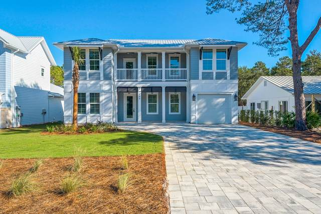 476 Seacrest Drive, Inlet Beach, FL 32461 (MLS #880927) :: The Premier Property Group