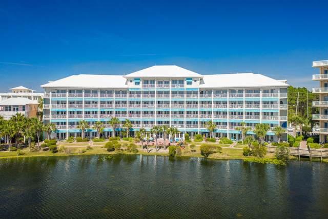 114 Carillon Market Street #205, Panama City Beach, FL 32413 (MLS #881003) :: 30a Beach Homes For Sale