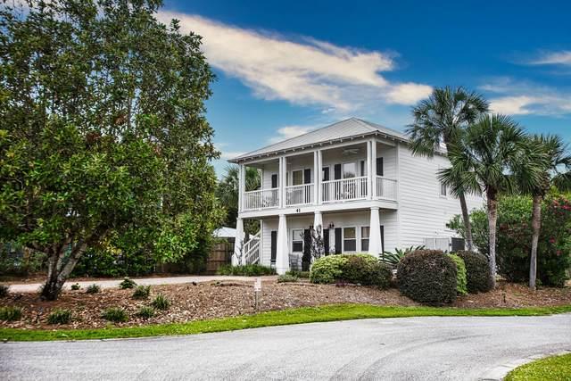 41 Tranquil Way, Inlet Beach, FL 32461 (MLS #881009) :: Coastal Luxury