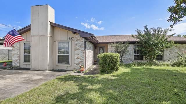 937 Rosemont Drive Drive, Panama City, FL 32405 (MLS #881021) :: Blue Swell Realty