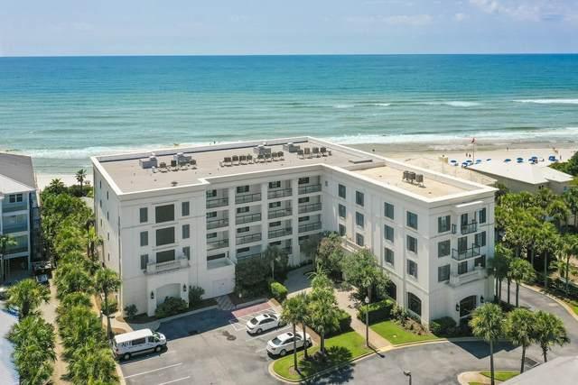 4128 E County Highway 30A Unit 402, Santa Rosa Beach, FL 32459 (MLS #881025) :: Rosemary Beach Realty