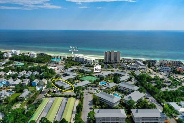3799 E County Hwy 30A B-8, Santa Rosa Beach, FL 32459 (MLS #881080) :: Berkshire Hathaway HomeServices PenFed Realty