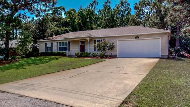 1961 Seagrape Drive, Navarre, FL 32566 (MLS #881086) :: John Martin Group