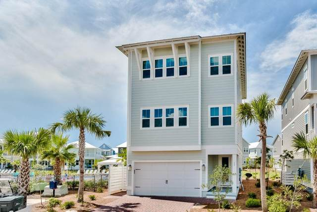 15 W Crabbing Hole Lane, Inlet Beach, FL 32461 (MLS #881094) :: Briar Patch Realty