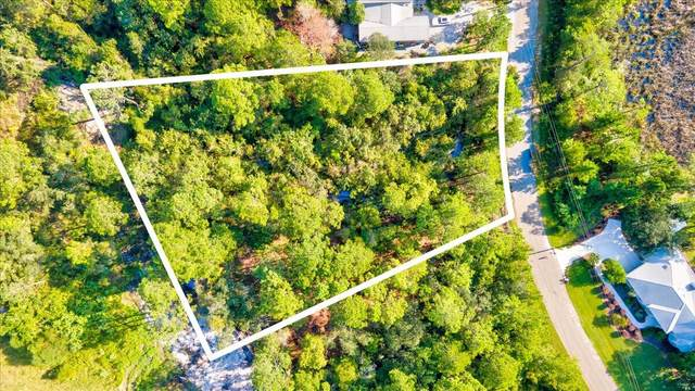 Lot 8 Pisces Drive, Santa Rosa Beach, FL 32459 (MLS #881103) :: The Honest Group