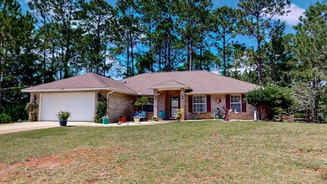6692 Liberty Street, Navarre, FL 32566 (MLS #881116) :: Beachside Luxury Realty