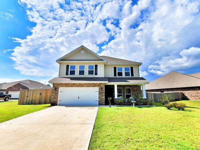 3515 Turquoise Drive, Navarre, FL 32566 (MLS #881140) :: Engel & Voelkers - 30A Beaches
