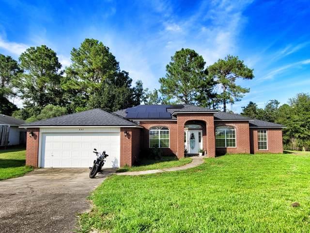 332 Peggy Drive, Crestview, FL 32536 (MLS #881144) :: Coastal Luxury