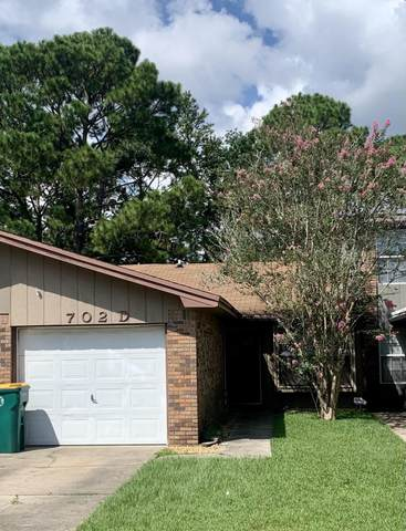 702 Terrance Court Unit D, Fort Walton Beach, FL 32547 (MLS #881149) :: Linda Miller Real Estate