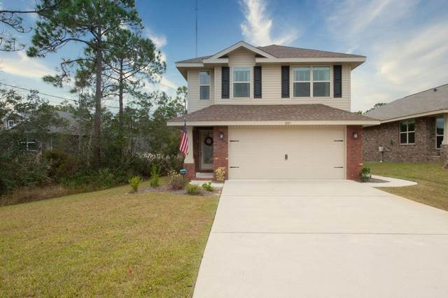 1885 Natures Way, Gulf Breeze, FL 32563 (MLS #881247) :: Berkshire Hathaway HomeServices PenFed Realty