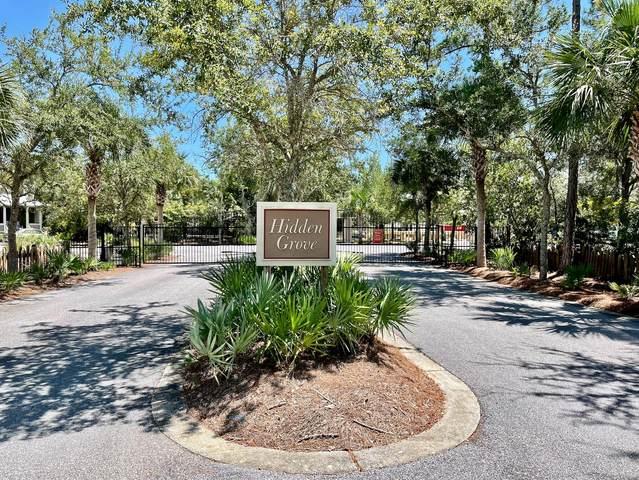 Lot 3 Marlberry Trace, Santa Rosa Beach, FL 32459 (MLS #881268) :: Berkshire Hathaway HomeServices Beach Properties of Florida