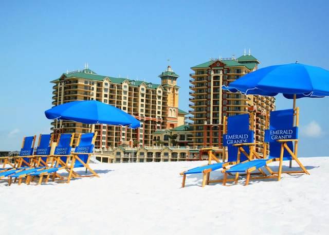 10 Harbor Boulevard E403, Destin, FL 32541 (MLS #881306) :: Rosemary Beach Realty