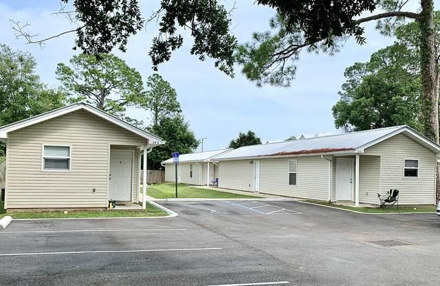 19 SE Park Circle Unit A-E, Fort Walton Beach, FL 32548 (MLS #881421) :: Scenic Sotheby's International Realty