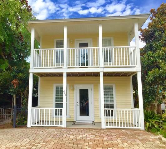 223 Redfish Circle, Santa Rosa Beach, FL 32459 (MLS #881473) :: Berkshire Hathaway HomeServices Beach Properties of Florida