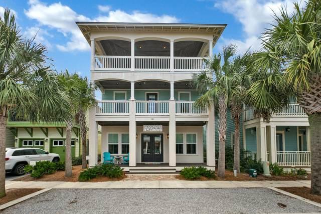 181 W Seacrest Beach Boulevard, Inlet Beach, FL 32461 (MLS #881477) :: Coastal Lifestyle Realty Group