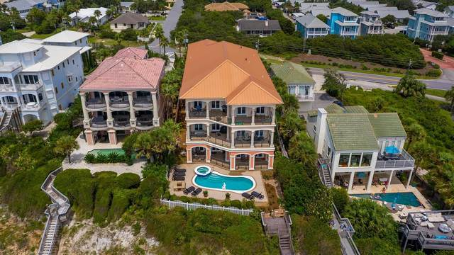 8718 E County Highway 30A A, Seacrest, FL 32461 (MLS #881494) :: Rosemary Beach Realty
