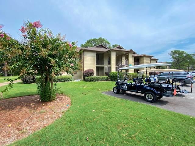 47 Golf Tee Lane 26F, Miramar Beach, FL 32550 (MLS #881526) :: Beachside Luxury Realty