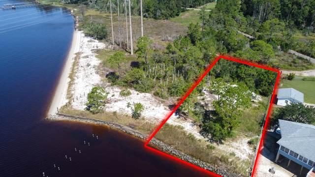 Lot #2 Miller Point Court, Navarre, FL 32566 (MLS #881542) :: Linda Miller Real Estate