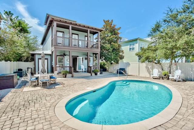 128 Sugar Sand Lane, Santa Rosa Beach, FL 32459 (MLS #881550) :: Blue Swell Realty