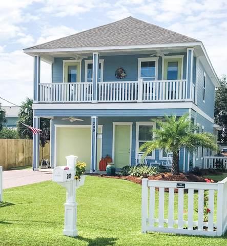 209 16Th Street, Panama City Beach, FL 32413 (MLS #881554) :: Scenic Sotheby's International Realty