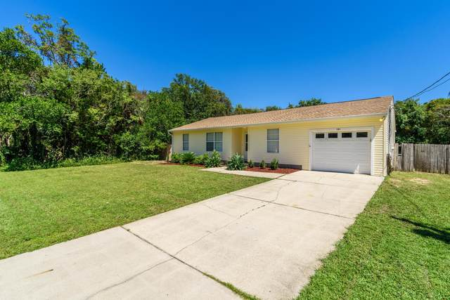 101 SW Cowrie Avenue, Fort Walton Beach, FL 32548 (MLS #881629) :: Coastal Luxury