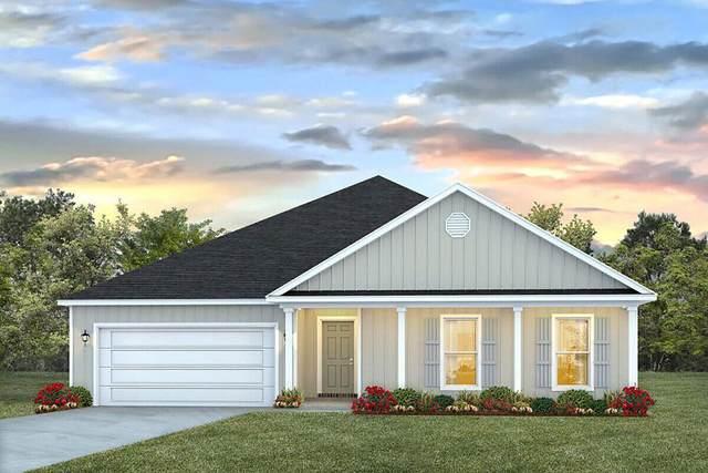 99 Pine Lake Drive Lot 37, Santa Rosa Beach, FL 32459 (MLS #881648) :: Linda Miller Real Estate