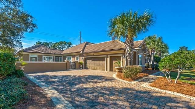 110 Tranquility Lane, Destin, FL 32541 (MLS #881677) :: Berkshire Hathaway HomeServices Beach Properties of Florida