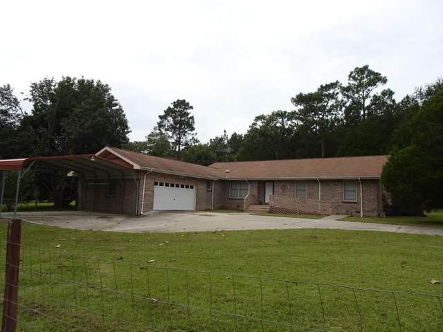 4383 Glen Chambers Road Road, Florala, AL 36442 (MLS #881682) :: Scenic Sotheby's International Realty