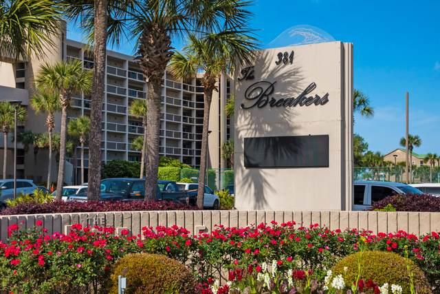 381 Santa Rosa Boulevard Unit C202, Fort Walton Beach, FL 32548 (MLS #881700) :: RE/MAX By The Sea