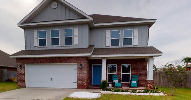 3557 Turquoise Drive, Navarre, FL 32566 (MLS #881719) :: Engel & Voelkers - 30A Beaches