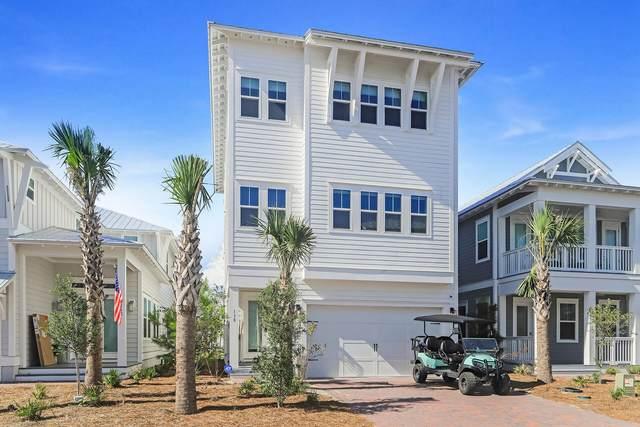 130 Siasconset Lane, Inlet Beach, FL 32461 (MLS #881732) :: Engel & Voelkers - 30A Beaches