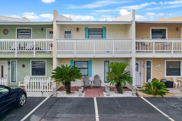 6404 Thomas Drive #3, Panama City Beach, FL 32408 (MLS #881765) :: Scenic Sotheby's International Realty