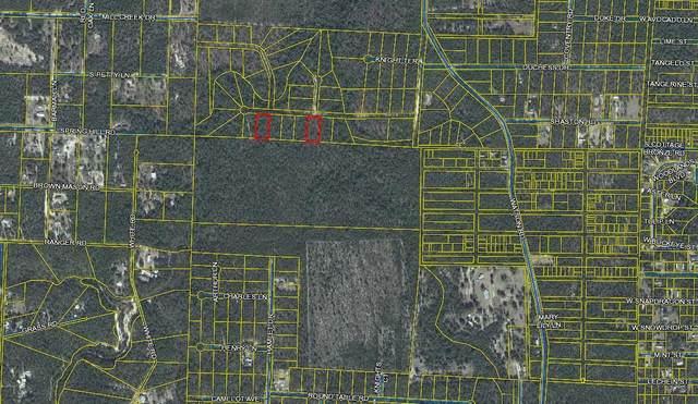 LOT 3 & 7 Road, Defuniak Springs, FL 32433 (MLS #881771) :: The Premier Property Group