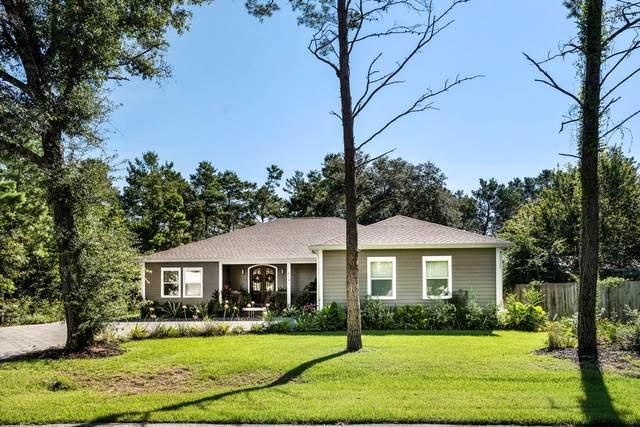 514 Little Canal Drive, Santa Rosa Beach, FL 32459 (MLS #881785) :: Berkshire Hathaway HomeServices Beach Properties of Florida