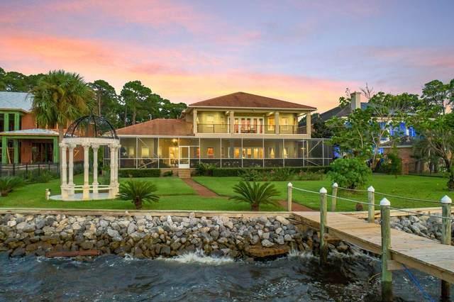 691 Driftwood Point Road, Santa Rosa Beach, FL 32459 (MLS #881790) :: Keller Williams Realty Emerald Coast
