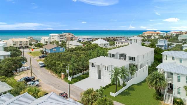65 A Street, Inlet Beach, FL 32461 (MLS #881809) :: Coastal Lifestyle Realty Group