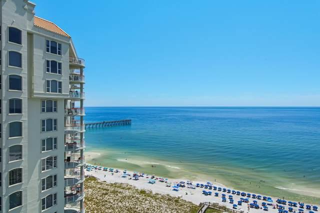 8501 Gulf Boulevard Unit 16B, Navarre, FL 32566 (MLS #881811) :: Linda Miller Real Estate