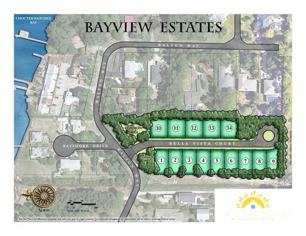 Lot 1 Bella Vista Court, Miramar Beach, FL 32550 (MLS #881847) :: Linda Miller Real Estate